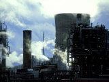 Grangemouth Oil Refinery  Scotland