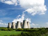 Ratcliffe on Soar Power Station  England