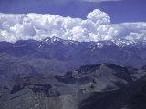 Aconcagua Landscape  Argentina