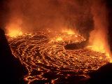 Nyiragongo Volcano  Democratic Republic of the Congo