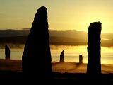 Ring of Brodgar at Dawn  Scotland