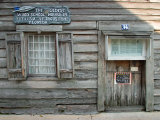 Oldest Wooden School House in America  St Augustine  Florida  USA