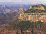 View from Bright Angel Point  Grand Canyon National Park  Arizona
