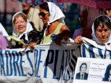 Madres De La Plaza De Mayo  Buenos Aires  Argentina