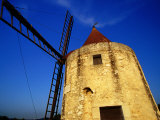 Moulin De Daudet (Daudet's Windmill)  Fontvieille  France