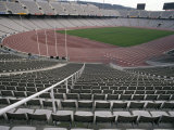 Olympic Stadium  Barcelona  Spain