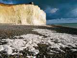 Seven Sisters  White Cliffs Coast  United Kingdom