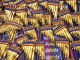 Pan Flutes  Aguas Calientas  Peru