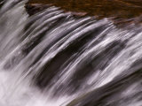 Flowing Water  Little Pigeon River  Great Smoky Mountains National Park  Tennessee  USA