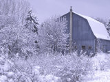 Blue Barn  Rochester Hills  Michigan  USA