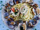 Spaghetti Alla Vongole  Naples  Italy