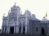 Exterior of Cathedral Los Angeles  Cartago  Costa Rica