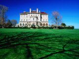 The Breakers&#39; Mansion  Ruggles Avenue  Newport  United States of America