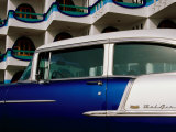 Belair Car Outside Hotel Amigo Plaza  Mazatlan  Mexico