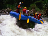 Rafting on the Chiriqui River  Panama