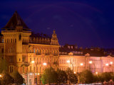 Historic District of Prague  Czech Republic