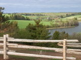Countryside near New Glascow  Prince Edward Island  Canada