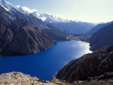 Phoksumdo Lake Dolpo  Nepal