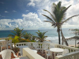 View of Soup Bowl Beach  Bathsheba  Barbados  Caribbean
