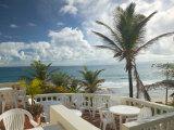 View of Soup Bowl Beach  Bathsheba  Barbados  Caribbean