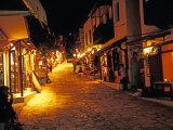 Uzun Bazaar Street  Kas  Turquoise Coast  Turkey