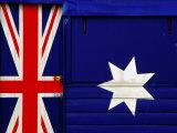 Detail of Beach Box in Brighton  Melbourne  Australia