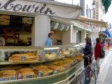 Sandwich Shop  Provence  France
