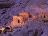 Ruins of Ancient Pueblo Indian or Anasazi Dwellings