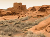 Three Story Hopi Ruins