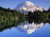 Mountain and Reflection