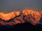 Annapurna Range  Nepal