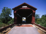 Swartz Covered Bridge  1879  Little Sanousky