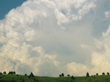 Dramatic Clouds over Custer State Park