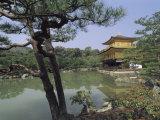 Kinkaku-Ji Temple  Kyoto  Japan