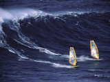 Two Windsurfers