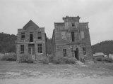Elkhorn Ghost Town  Montana  USA