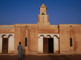 Kiffa Wood and Mud Mosque  Kiffa  Assabra  Mauritania