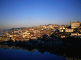 Buildings on River Douro  Porto  Portugal