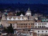 Restored Colonial Cathedral  Quetzaltenango  Guatemala