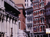 City Buildings  Providence  Rhode Island  USA