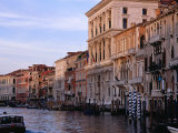 Buildings on Canal Venice  Italy