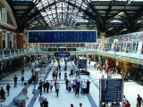 Liverpool Street Station  London  England