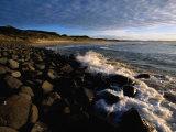 Beach at Marrawah  Tasmania  Australia