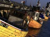 Fishing Harbor  Hel Peninsula  Pomerania  Poland