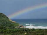 A Rainbow Stretches over the Queensland Coast