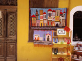 Tourist Shop in Venetian Quarter  Hania  Crete  Greece
