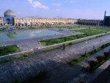 Emam Kohmeini Square  Esfahan  Iran