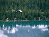 Lake Ohara Lodge and Cabins on the Shore of Lake Ohara