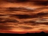 Sweetgrass Hills at Sunrise  Montana