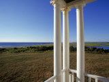 Coast Guard Station Porch  Cape Cod Ns  MA
